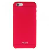 Чехол накладка XINBO для iPhone 6S / iPhone 6 розовая