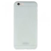 Чехол накладка XINBO для iPhone 6S / iPhone 6 матово-белая